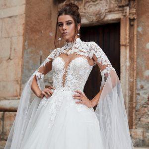abito da sposa e accessori - invito haute couture
